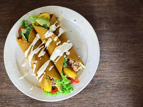 Video DvdiV – Ricetta Vegan , per Preparare delle Appetitose e quasi Classiche Enchiladas