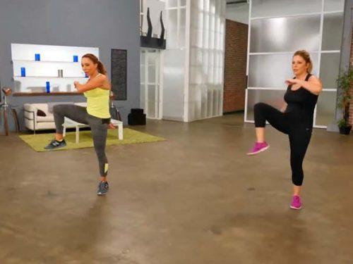 Video DvdiV – HerbaLife Sport :  Esercizio Fisico e Allenamento Cardio per Principianti