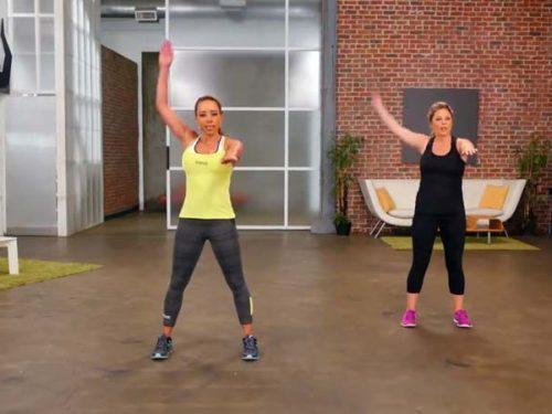 Video DvdiV – HerbaLife Sport :  Esercizio Fisico e Allenamento di Riscaldamento per Principianti