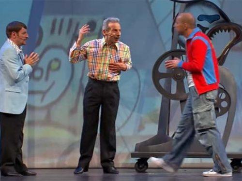 """Video DvdiV – Funny , Gag in """" al  Museo di Arte Moderna 2/3 """" con i Mitici Aldo Giovanni e Giacomo"""