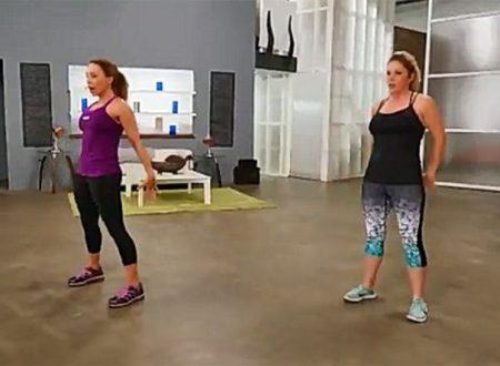 Video DvdiV – HerbaLife Sport  :  Esercizio Fisico e Allenamento parte Inferiore per Principianti