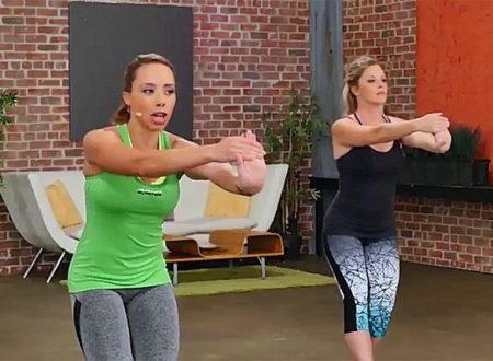 Video DvdiV – HerbaLife Sport :  Esercizio Fisico con Samantha Clayton , Post Allenamento